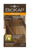 BIOKAP NUTICOLOR  8.0 Jasny Blond 140ml
