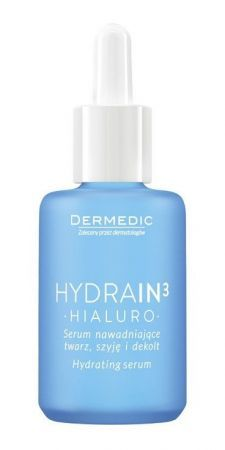Dermedic Hydrain 3 serum 30ml