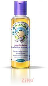 Earth Friendly Baby Naturalny olejek do masażu 125ml