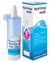 HYAL DROP MULTI krople do oczu 10ml