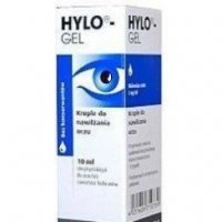 HYLO-GEL żel do oczu 10ml