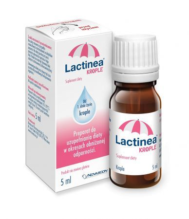 Lactinea krople 5ml