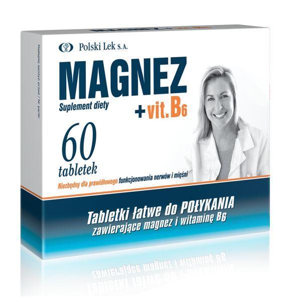 Magnez vit b6 polski lek na niedob r magnezu for Magnez w tabletkach
