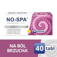 No-Spa 40mg 40tabl.