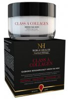 NOBLE HEALTH Class A Collagen ujędrniający krem na noc, 50 ml