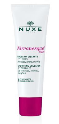 NUXE NIRVANESQUE krem cera mieszana LIGHT 50ml