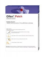 OLFEN PATCH plast. 2szt.