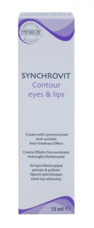 SYNCHROLINE SYNCHROVIT eyes/lips krem 15ml