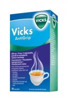 VICKS SymptoMed 10 saszetek