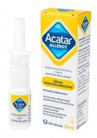 Acatar Allergy 1mg/ml aerozol do nosa, 10 ml