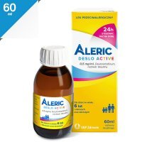 Aleric Deslo Active 0,5 mg/ml, 60 ml