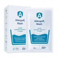 Allergoff Wash, 6 x 20 ml