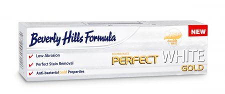 Beverly Hills pasta Perfect White Gold, 100 ml
