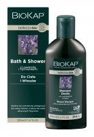 Biokap Bellezza Bio Bath & Shower Szampon i żel 2w1, 200 ml