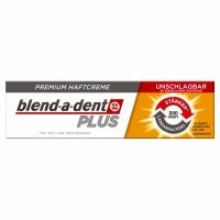 Blend-a-dent Plus Dual Power Klej do protez, 40 g