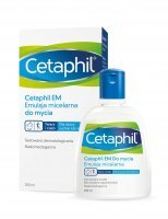 Cetaphil EM emulsja micelarna do mycia, 250 ml
