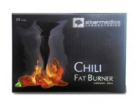 Chili Fat Burner, 30 kapsułek /Alter Medica/