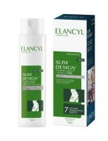 ELANCYL Slim Design Noc krem na uporczywy cellulit, 2 x 200 ml