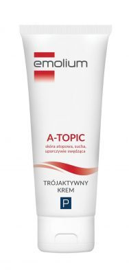 Emolium A-Topic Trójaktywny krem, 50 ml