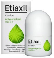 Etiaxil Comfort Antyperspirant Roll-on pod pachy, 15 ml (data ważności 30.04.2020 r)