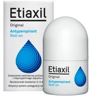 Etiaxil Original Antyperspirant Roll-on pod pachy, 15 ml