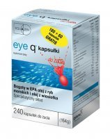 Eye Q, 240 kapsułek do żucia
