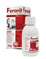 Ferovit Bio Special Kids 150 ml