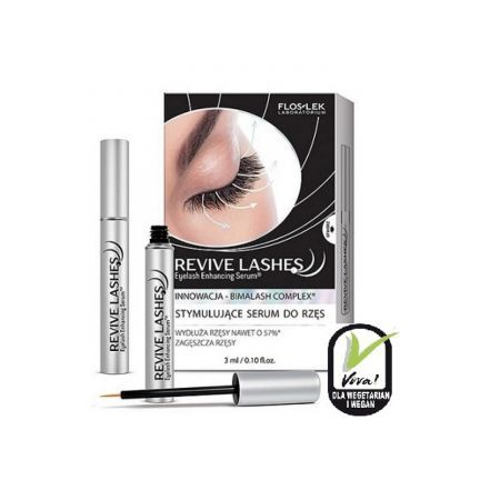 Flos-Lek Revive Lashes Serum do rzęs, 3 ml