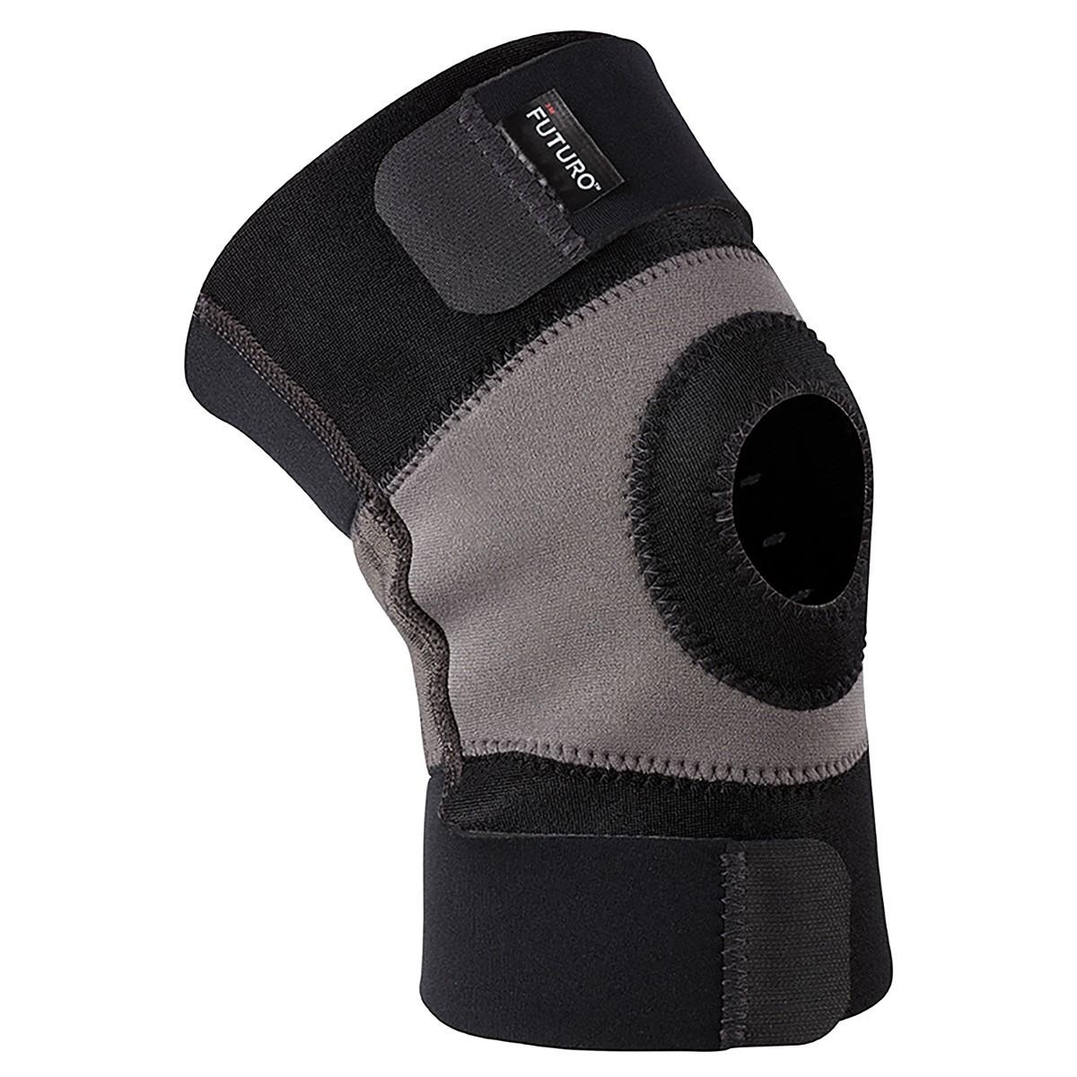 0b238c408c3588 Futuro™ Sport Stabilizator kolana ze wzmocnieniem rzepki rozmiar M czarny,  1 sztuka
