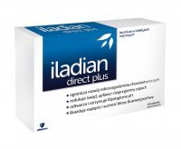 Iladian Direct Plus 10 tabletek