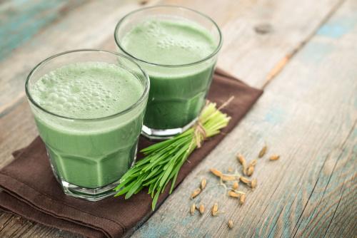 młody zielony jęczmien tabletki