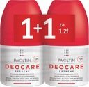Iwostin Deocare Extreme Antyperspirant roll-on 72H, 2 x 50 ml