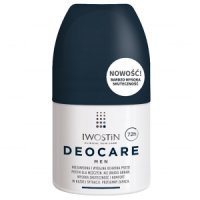 Iwostin Deocare Men Antyperspirant roll-on 72H, 50 ml (data ważności: 11.2021)
