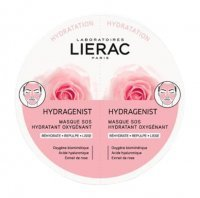 LIERAC Duo Maska Hydragenist, 2 x 6 ml