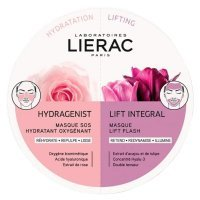 LIERAC Duo Maska Hydragenist, 6 ml + Lift Integral, 6 ml
