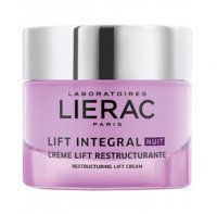 LIERAC Lift Integral Night Restrukturyzujący krem liftingujący na noc, 15 ml
