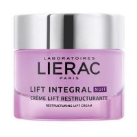 LIERAC Lift Integral Night restrukturyzujący krem liftingujący na noc, 50 ml