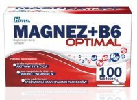 Magnez + B6 Optimal 100tabl.