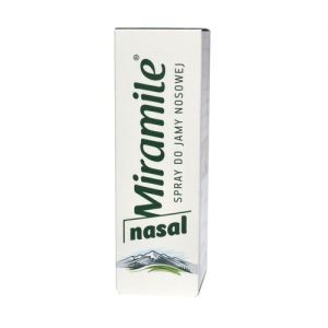 Miramile Nasal spray do jamy nosowej, 20 ml
