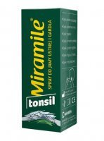 Miramile Tonsil spray do jamy ustnej i gardła, 30 ml