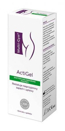 Multi-Gyn Actigel żel 50ml