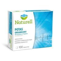 Naturell Potas 80mg 100 tabletki