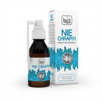 Nie Chrap Spray do gardła, 30 ml