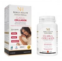 NOBLE HEALTH Class A Collagen dla Mamy, 90 tabletek
