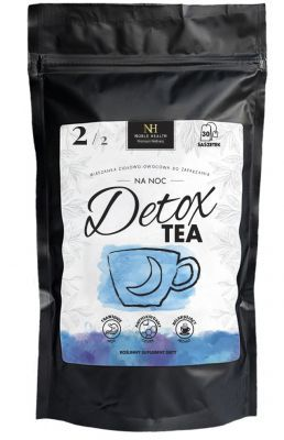 NOBLE HEALTH Detox Tea na noc, 30 saszetek