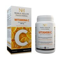 NOBLE HEALTH Vitamin C, 60 kapsułek