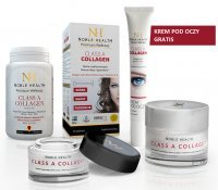 NOBLE HEALTH Zestaw Class A Collagen Complex