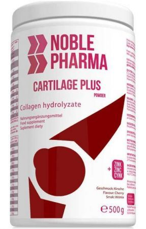 Noble Pharma Cartilage Plus Wiśnia, 500 g