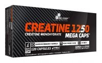 Olimp Creatine 1250 Mega Caps, 120 kapsułek