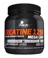 Olimp Creatine 1250 Mega Caps, 400 kapsułek